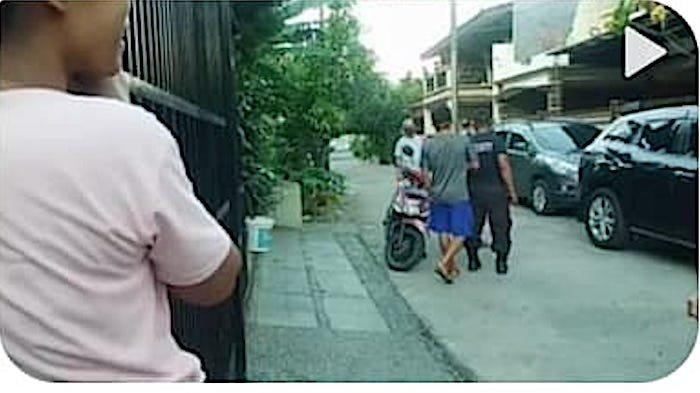 Korban Pencurian Spion Mobil di Duren Sawit