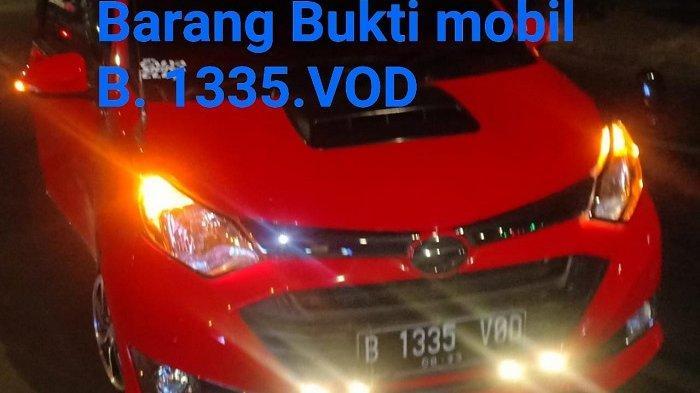 Incar Taksi Online, Begal di Bintaro Todongkan Pisau ke Leher Korbannya