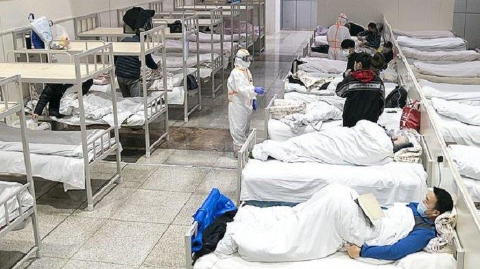 UPDATE Ketersediaan Kamar Tidur Pasien Covid-19 di Wisma Atlet dan Rusun Nagrak