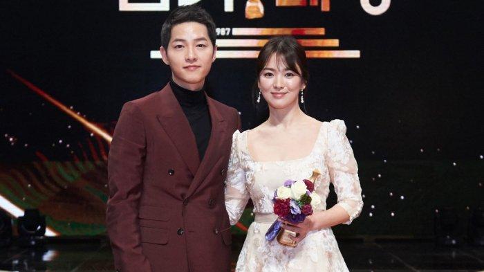 Perbedaan Membuat Song Joong Ki dan Song Hye Kyo Pilih Cerai