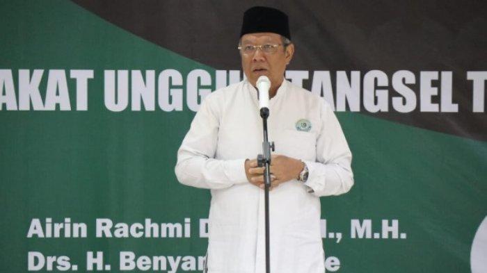 Korps Alumni Himpunan Mahasiswa Islam (KAHMI) miliki anggota baru. Pelantikan terhadap anggota ini dilakukan oleh Ketua Dewan Penasehat Majelis Nasional KAHMI Akbar Tanjung, serta pejabat Wakil Wali Kota Tangerang Selatan Benyamin Davnie selaku tuan rumah acara.