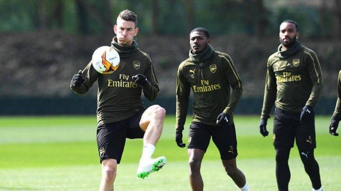 Laurent Koscielny: Arsenal Harus Lari Kencang