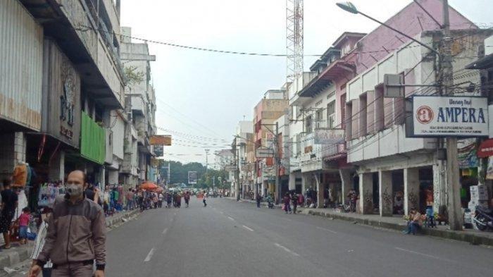 Ilustrasi -- Kota Bandung siaga I Covid-19 maka diberlakukan PPKM Mikro selama 2 minggu dan penutupan jalan mulai Kamis 17 Juni 2021