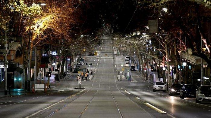 Melbourne Perpanjang Lockdown Covid-19 Seminggu, Warga Harus Tinggal di Rumah