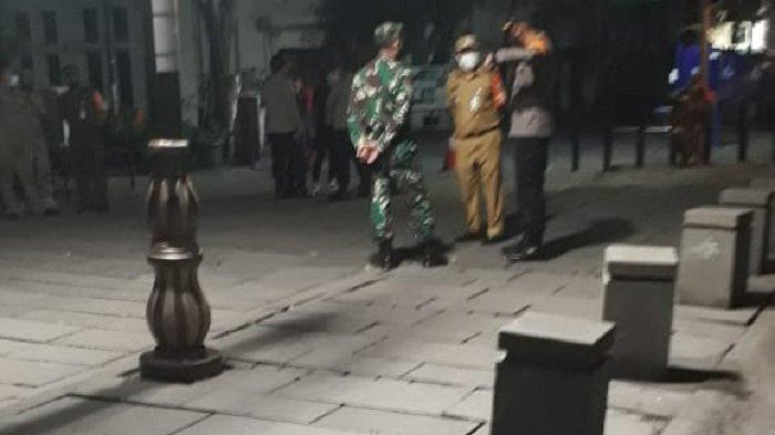 Kota Tua Jakarta Jadi Sasaran Operasi Polisi, TNI dan Satpol PP Usai PPKM Jawa-Bali Diteken