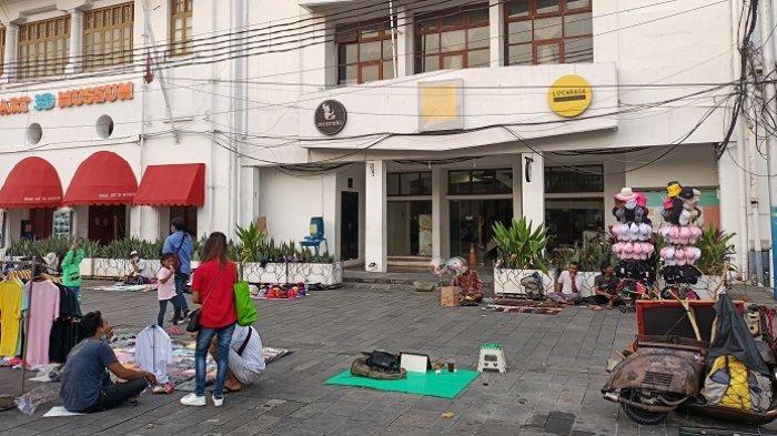 Tak Setuju Kota Tua Ditutup Saat Lebaran, PKL: Kalau Banyak Pembeli, Ekonomi Jakarta Semakin Baik