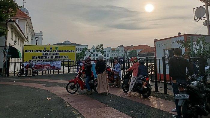 Kota Tua Ditutup Saat Libur Lebaran, Warga Cirebon: Kan Jadi Bingung Mau ke Mana