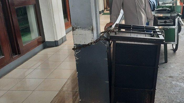 Tak Lama Kabur, Pelaku Pencuri Uang Kotak Amal Masjid Dibekuk Polisi