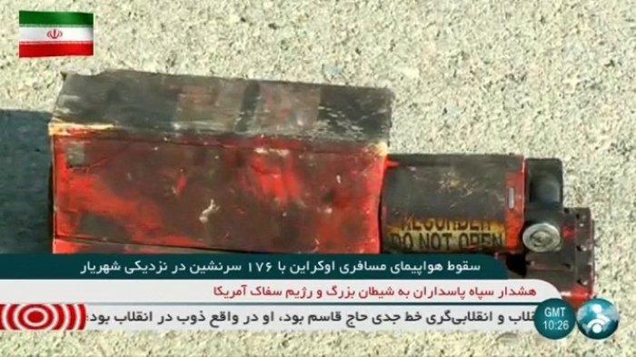 VIDEO Detik-detik Rudal Iran Hajar Pesawat Ukraina, PM Kanada Bilang Mungkin Tidak Disengaja