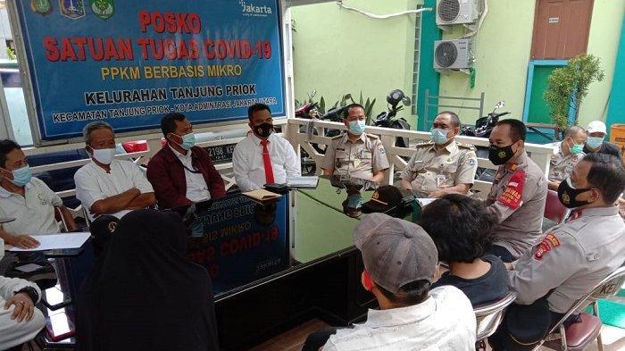 Sepakat Hentikan Aksi Tawuran, RW 07 dan RW 012 Tanjungpriok Tandatangani SKB Perdamaian