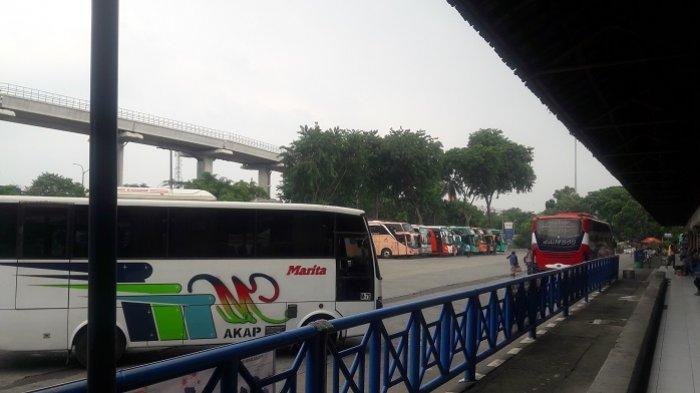 UPDATE Larangan Mudik Lebaran 2021, Begini Kondisi Terminal Kampung Rambutan Terkini