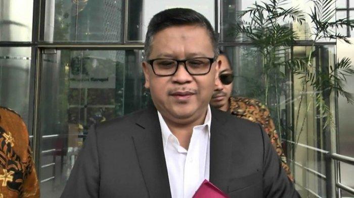 Diperiksa Sebagai Saksi Kasus Suap Komisioner KPU, Hasto Kristiyanto Bilang untuk Jaga Muruah KPK