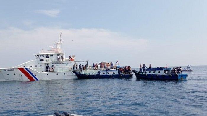 BERITA POPULER Larangan Mudik 9 Mei 2021, Pemudik Pakai Jasa Kapal Nelayan