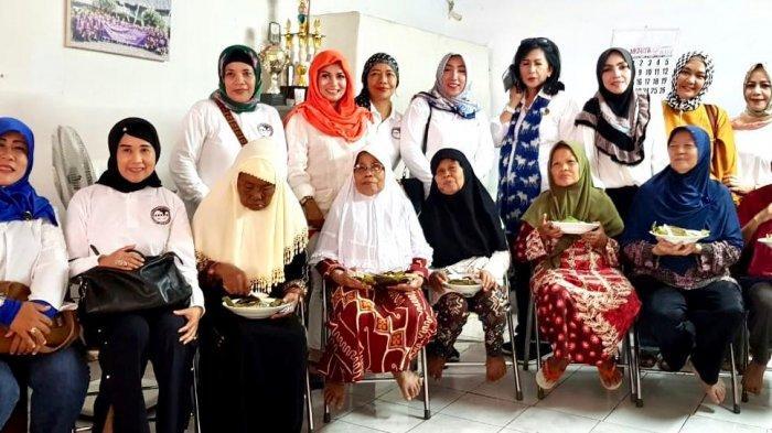 KPPI Jakarta Selatan Gelar Bakti Sosial Peduli Lansia