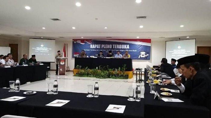 DPRD Kota Depok Tetapkan Hasil Pemilu Legislatif, PKS Keluar Sebagai Peraih Kursi Terbanyak
