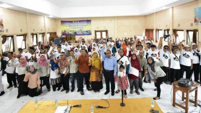 KPU Kota Depok Sosialisasikan Tahapan Pilkada 2020 Kepada Ratusan Difabel