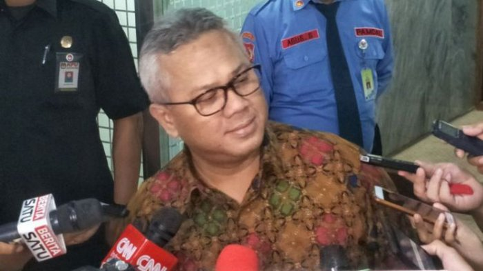 BREAKING NEWS: Arief Budiman Dipecat DKPP Dari Ketua KPU, Dampingi Evi Novida Ginting Gugat ke PTUN