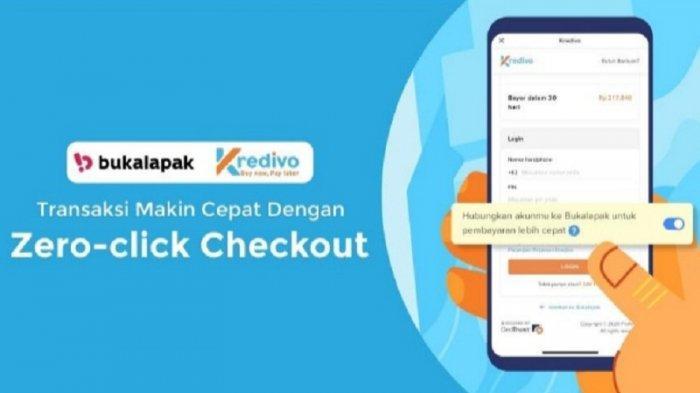 Kredivo dan Bukalapak Berikan Pengalaman Belanja Instan dengan Fitur Zero-click Checkout