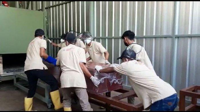 VIDEO : Krematorium TPU Tegal Alur Dioperasikan untuk Jenazah Protokol Covid-19