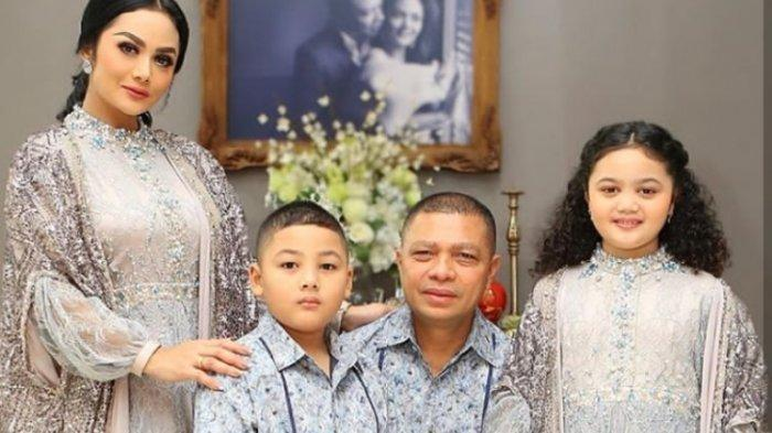 Azriel Ancam Bongkar Rekaman Makian Raul Lemos, Krisdayanti Minta Netizen Tidak Menyudutkan Suaminya
