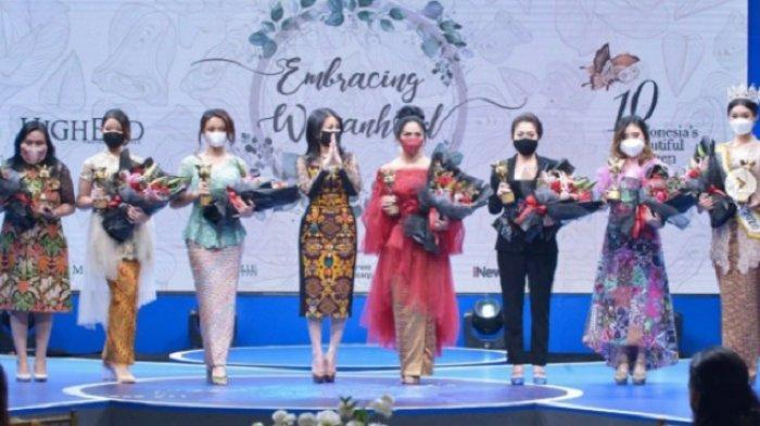 Hari Kartini, Krisdayanti, Amanda Manopo hingga Lyodra Ginting Raih 'Indonesia's Beautiful Women'