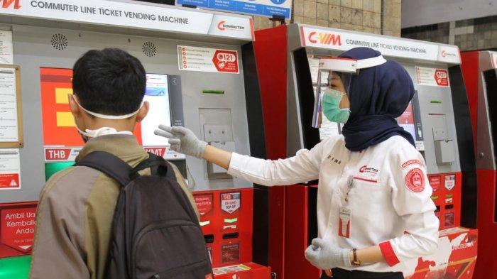 Pantauan Commuter Pagi Ini, Ada Peningkatan Penumpang di Seluruh Stasiun, Tertinggi Stasiun Citayem
