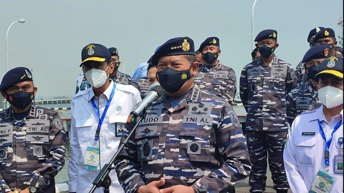 Jadi Calon Kuat Panglima TNI yang Baru, KSAL Laksmana Yudo Margono: Kita Selesaikan Pandemi Dulu