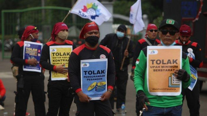 Buruh Kota Bekasi Berencana Peringati May Day Santuni Anak Yatim dan Keluarga Pekerja