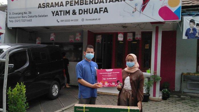 KT&G SangSang Univ. Indonesia Gelar Bakti Sosial di Panti Yatim Indonesia