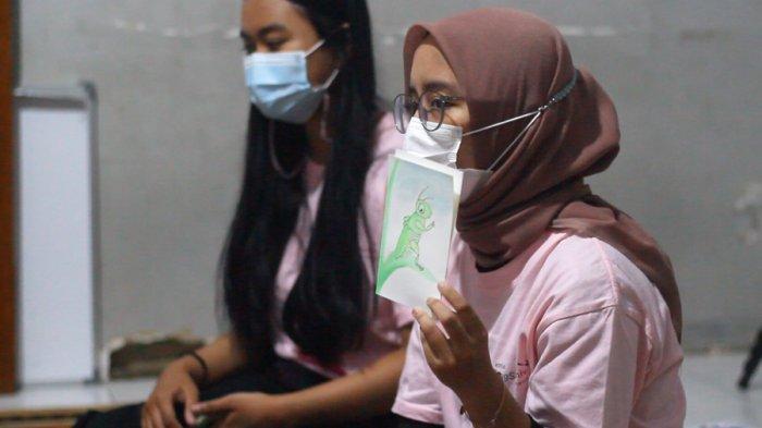 KT&G SangSang Univ. Indonesia adakan bakti sosial di Asrama Pemberdayaan Yatim & Dhuafa, Panti Yatim Indonesia, Kebayoran Baru, Jakarta Selatan.