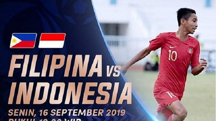Timnas U-16 Indonesia Menang Telak 4-0 Atas Filipinan, Selanjunya Lawan Kepulauan Mariana Utara