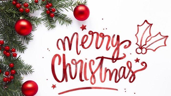 30 Ucapan Selamat Hari Natal 2020 Untuk Kekasih Keluarga Teman Dan Bos Dikirim Via Whatsapp Warta Kota