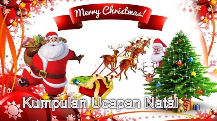 Kumpulan Ucapan Natal 2019 untuk Dibagikan di Instagram, Facebook, Twitter dan WhatsApp
