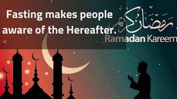 Ucapan Selamat Berpuasa Ramadhan 2021 dan Minta Maaf untuk Kekasih, Orangtua, Keluarga, Teman