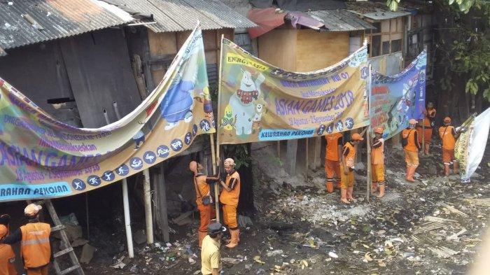 16 RW Kumuh di Jakarta Barat Akan Dilakukan Penataan Tahun ini