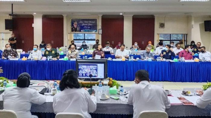 Kunker ke Kanwil Kemenkumhan DKI Jakarta, Habib Aboe Bakar Soroti Peredaran Narkoba di Lapas