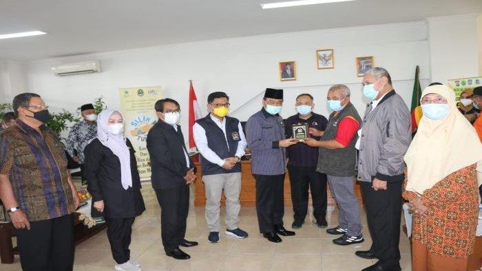 Wali Kota Bekasi Dapat Bantuan dari DPR RI, Komisi VIII DPR Ingin Revisi UU Penanggulangan Bencana