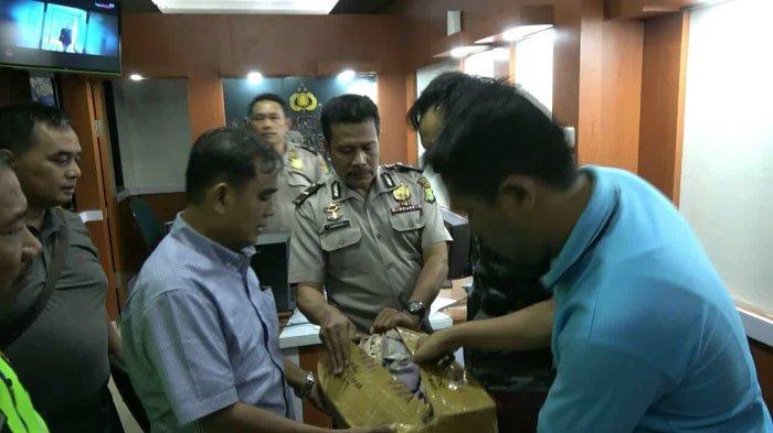 Polisi Ciduk Kurir Ekstasi di Pademangan Saat Menunggu Ojek, Sudah Beraksi Delapan Kali