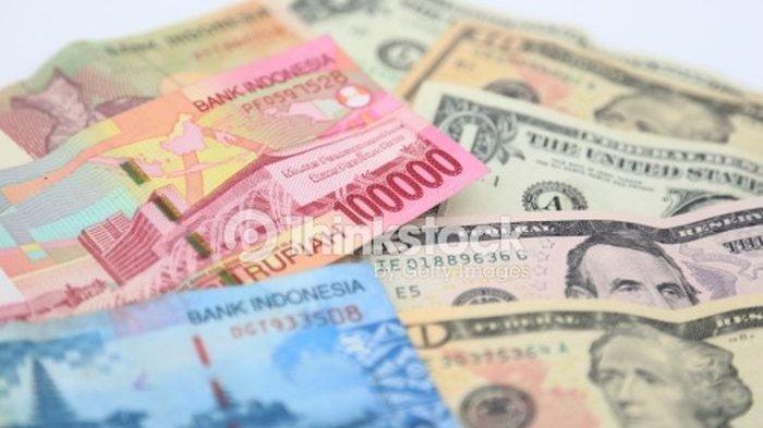 UPDATE: Hari Ini Nilai Tukar Rupiah Tembus Rp 16.000 per Dollar AS, Level Terburuk Sejak 1998