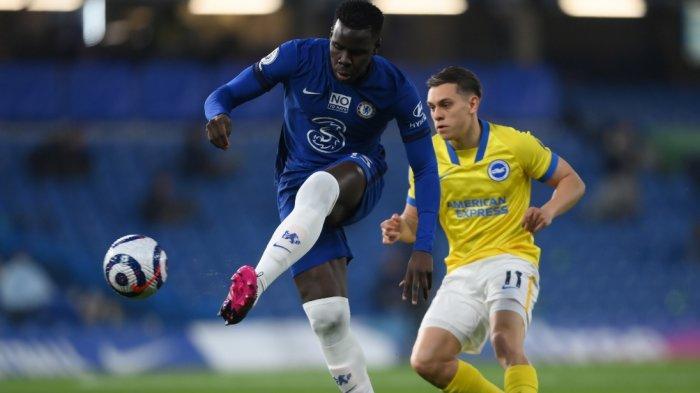 Hasil Babak Pertama Chelsea vs Brighton 0-0, Chelsea Menguasai Laga namun Minim Peluang Berbahaya