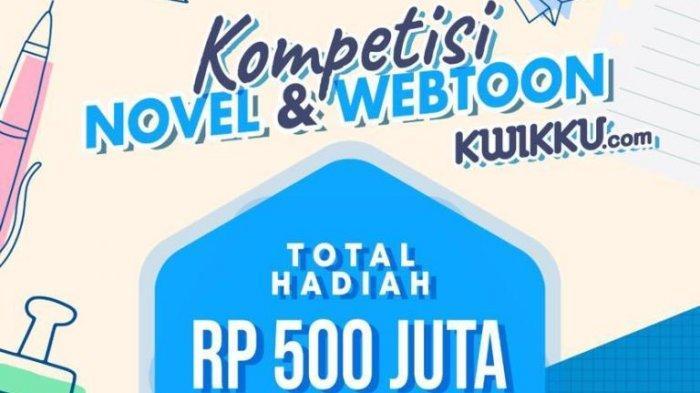 Menang Lomba Penulisan Novel Kwikku.com, Cerita Sriti Wani Karya Alim Bakhtiar Dihadiahi Rp 200 Juta