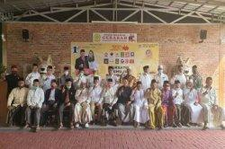 Kyai di Depok Doakan Pradi-Afifah Pimpin Depok  untuk Lakukan Perubahan di Depok dan Mengayomi Semua