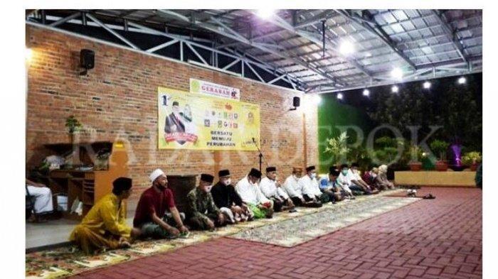 Kyai NU Depok Doakan Pradi-Afifah Menang di Pilkada Depok, Pimpin Perubahan Depok