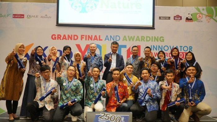 Mahasiswa ITB Hibar Syahrul Gafur Pemenang Kino Youth Innovator 2018