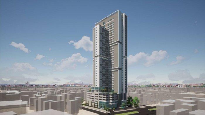 WEGE Bangun Apartemen Berkonsep Modern Jepang di Timur Surabaya