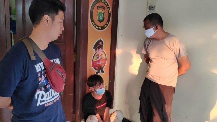 APES Nasib Pencuri Motor di Duren Sawit, Tertangkap Warga Gara-gara Tabrak Emak-emak Pedagang Kopi
