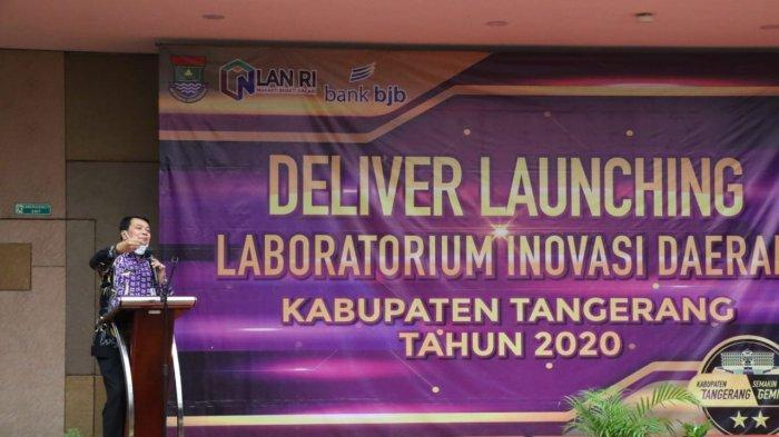 Tinggal Lima OPD dan Enam Kecamatan di Kabupaten Tangerang Belum Punya Aplikasi Pelayanan Publik