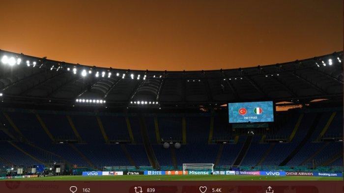 Laga pembuka Grup A Euro 2020 Italia vs Turki akan digelar Sabtu (12/6/2021) dinihari ini.