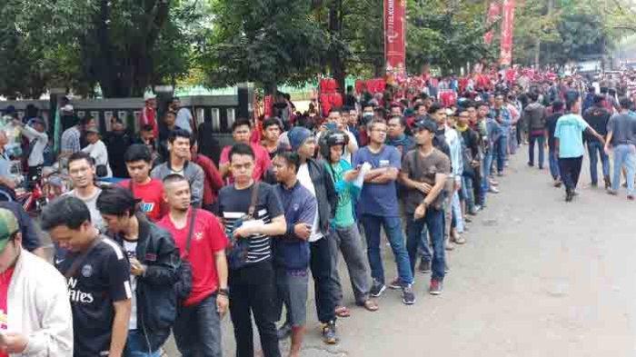 Mau Beli Tiket Offline Piala AFF Timnas Indonesia vs Timor Leste? Ini Lokasinya