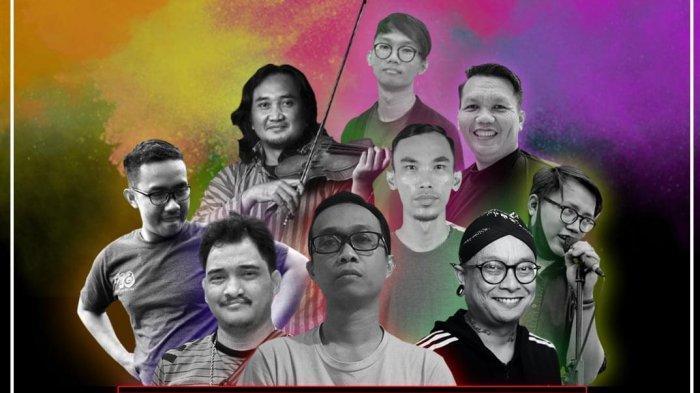 Lagu 'Nelangsa di Petang', Kolaborasi 'Jaga Jarak' Ignasius Bowo Sarjito dan Para Musisi Pengiring